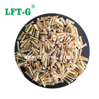 China OEM pps polymer glass fiber pps lgf40 granules raw material Supplier