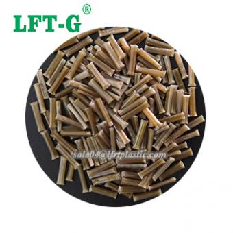 China OEM pps resin price LGF40 plastic granule High rigid flame retardant Supplier